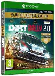 DiRT RALLY 2.0 Game of the Year Edition - Xbox One hra