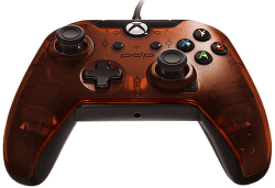 PDP Wired Controller pre Xbox One oranžový
