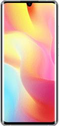 Xiaomi Mi Note 10 Lite 64 GB biely