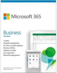 Microsoft 365 Business Standard CZ (1 rok)
