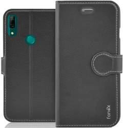 Fonex Identity knižkové puzdro pre Huawei P Smart Z, čierna