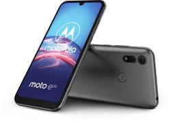 Motorola Moto E6s sivá