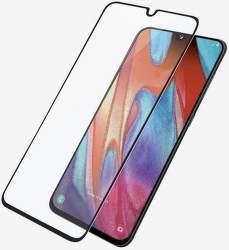 Panzerglass tvrdené sklo pre Samsung Galaxy A41 čierne