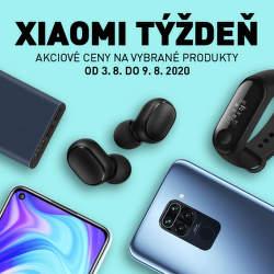 Xiaomi týždeň