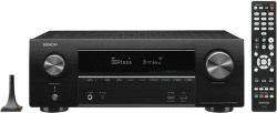 Denon AVR-X1600H DAB čierny