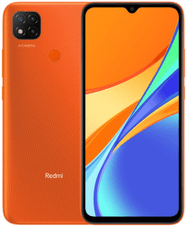 Xiaomi Redmi 9C 32 GB oranžový