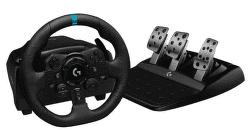 Logitech G923 TRUEFORCE Sim Racing Wheel (PS5, PS4, PC) čierny