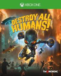 Destroy All Humans! Xbox One hra