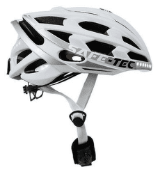 Safe-Tec TYR 3 M Smart helma biela