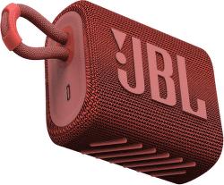 JBL Go 3 červený