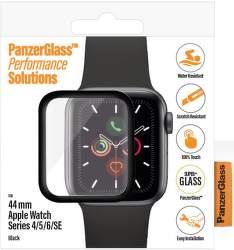 PanzerGlass ochranné sklo pre smart hodinky Apple Watch SE, series 4, 5 a 6 44 mm transparentná