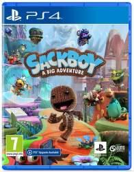 Sackboy: A Big Adventure - PS4 hra