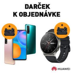 Darček k objednávke Huawei P Smart 2021 a Huawei Watch GT2 Pro
