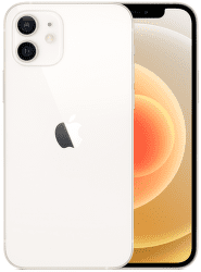 Apple iPhone 12 256 GB White biely