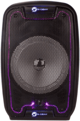 N-Gear The Flash 810 čierny