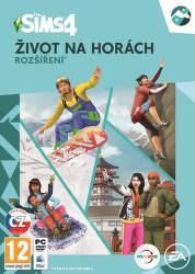 The Sims 4: Život na horách - PC hra