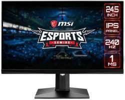 MSI Optix MAG251RX čierny
