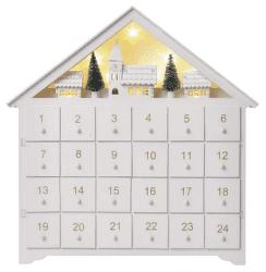 EMOS ZY2316 LED adventný kalendár