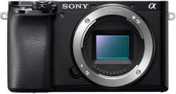 Sony Alpha 6100 telo