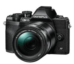 Olympus OM-D E-M10 Mark IV čierny + 14-150 mm f/4,0-5,6 II EZ