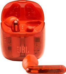JBL Tune 225TWS ghost oranžové