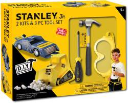 Stanley Jr. U004-K02-T03-SY sada hračiek