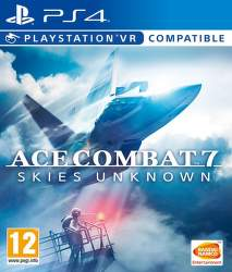 Ace Combat 7 Skies Unknown PS4 hra