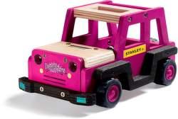 Stanley Jr. K088BUD-SY stavebnica terénny automobil