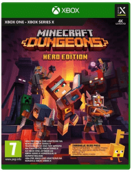 Minecraft Dungeons: Hero Edition - Xbox One/Series hra