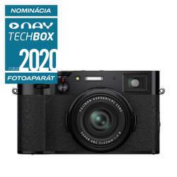 Fujifilm X100V čierny