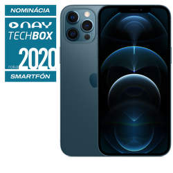 Apple iPhone 12 Pro Max 128 GB Pacific Blue tichomorsky modrý