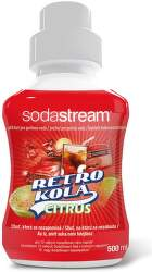 Sodastream Retro Kola citrus sirup 500ml