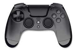 Gioteck VX4 Premium Wireless Controller pre PS4/PC čierny