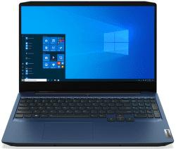 Lenovo IdeaPad Gaming 3 15ARH05 (82EY00LJCK) modrý