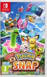 New Pokémon Snap - Nintendo Switch hra
