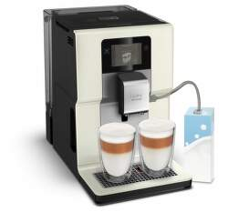 Krups EA872A10 Intuition Preference biely