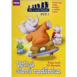 DVD F - Veľká slonia rodinka č. 1