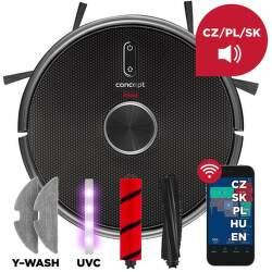 Concept VR3210 Real Force Laser UVC Y-Wasch 3v1