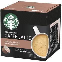 Starbucks Caffé Latte 12ks