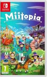 Miitopia - Nintendo Switch hra