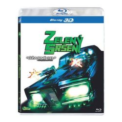 BD F - 3D Zelený sršeň  3D
