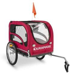 Duramaxx King Rex príves na bicykel pre psov