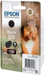 Epson 378 Black (C13T37814010) čierna