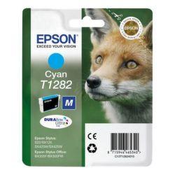 EPSON T1282 M cyan (líška) - atrament