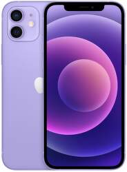 Apple iPhone 12 64 GB Purple fialový