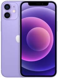 Apple iPhone 12 mini 64 GB Purple fialový