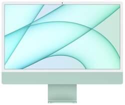 "Apple iMac 24"" (2021) 4,5K Retina M1 / 8-jadrové GPU / 8 GB / 512 GB MGPJ3SL/A zelený"