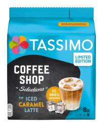 Tassimo Jacobs Latte Iced Caramel  8ks