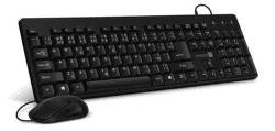 Connect IT CKM-4000-CS CZ/SK čierny