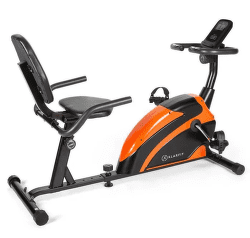Klarfit Relaxbike 6.0 SE oranžový